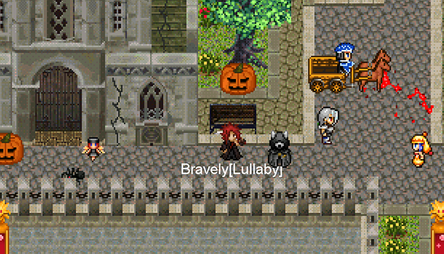 Halloween sur Slayers Online